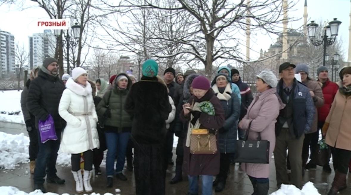 В Грозном дали старт развитию детского туризма