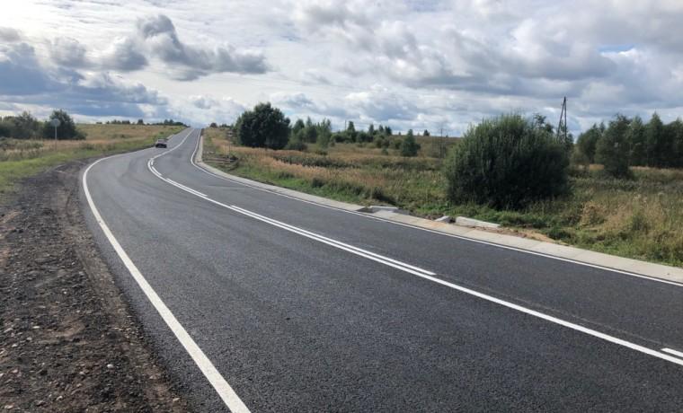 В Чеченской Республике отремонтировали трехкилометровый участок автодороги Ищерская –Червленная