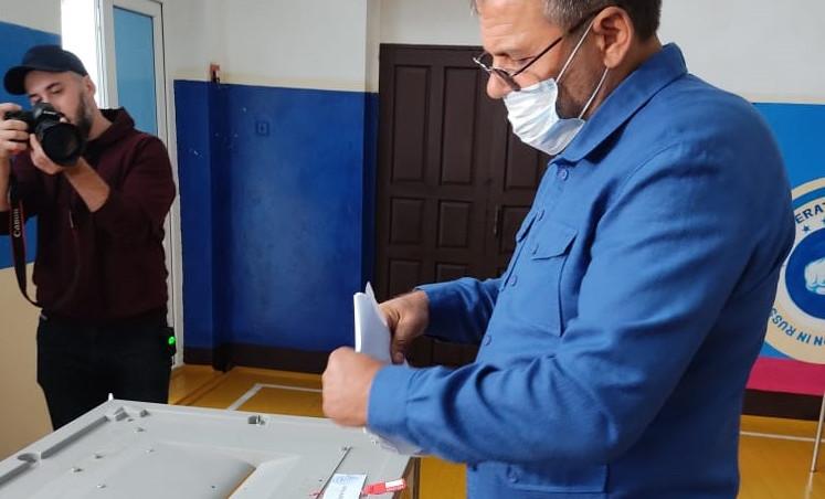 Сахаб Закриев: «Голосуя, жители РФ вносят свой вклад в развитие политической системы страны»