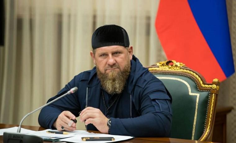 Рамзан Кадыров поручил обеспечить водой жителей ЧР, которые из-за жары остались без водоснабжения