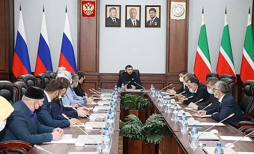 Магомед Даудов призвал жителей Чеченской Республики ответственно относиться к правилам профилактики коронавируса