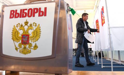 Явка избирательный на 15:00 в первый день выборов в ЧР составила 27,18%