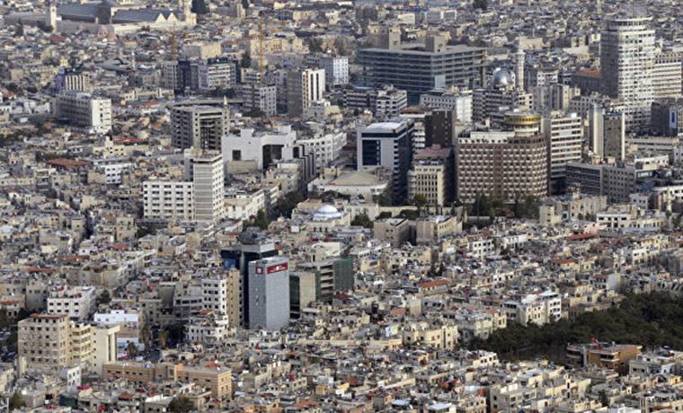 Жители Дамаска протестуют против перекрытия воды боевиками
