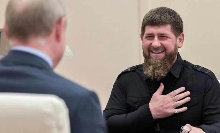 Кадыров: Я буду трудиться с полной самоотдачей, не жалея ни сил, ни средств, ни собственной жизни