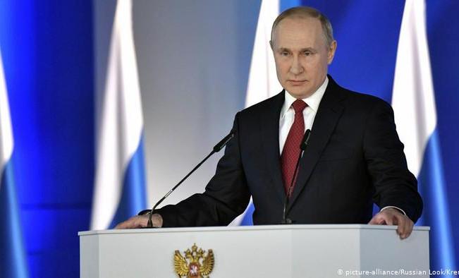 """Путин: """"Главный наш враг - это низкие доходы наших граждан, миллионов наших людей"""""""