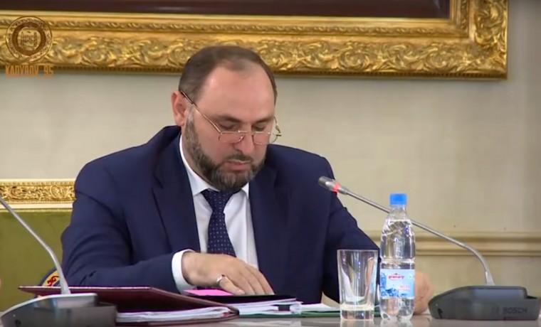 ЧЕЧНЯ. Султан Тагаев: В ЧР наблюдается положительная динамика налоговых и неналоговых доходов