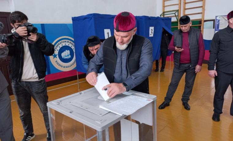 Рамзан Черхигов: Не пойти на выборы — значит сознательно отказаться от права голоса