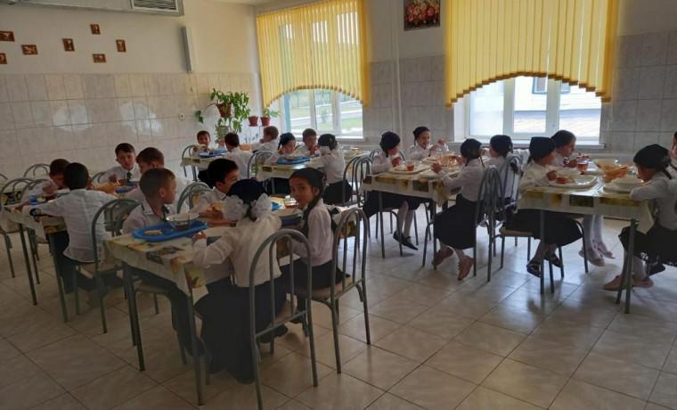 В ЧР общественные контролеры не выявили нарушений в организации горячего питания младшеклассников