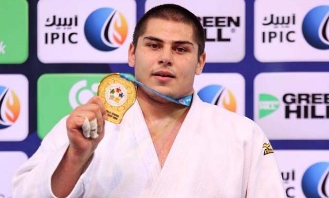Представитель РСК «Ахмат» стал золотым призером чемпионата Европы по дзюдо