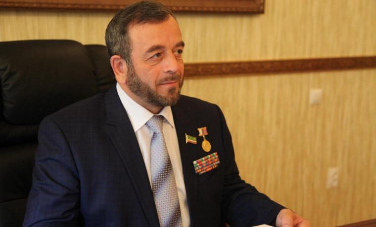 """Нурди Нухажиев: """"В единстве - сила народов Чеченской Республики"""""""