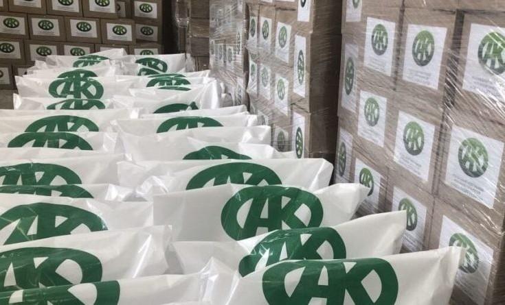 Продовольственную помощь от РОФ им. А.-Х. Кадырова получили 5000 семей
