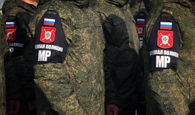 Батальон военной полиции торжественно встретили в Чечне после возвращения из Сирии