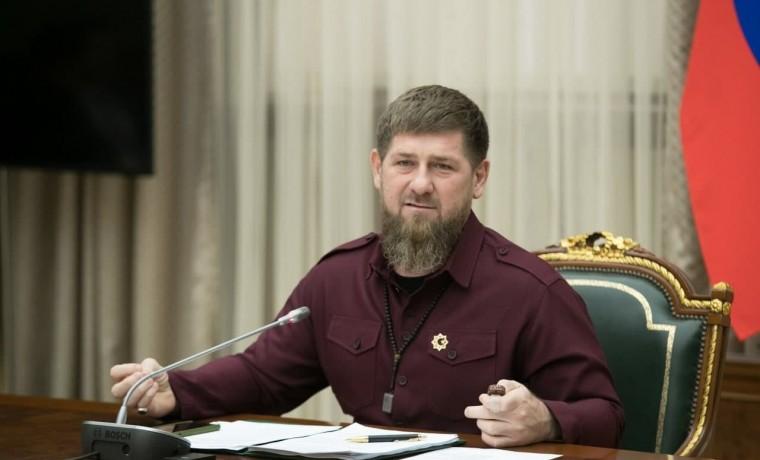 Рамзан Кадыров о санкциях США: Такого предвзятого, избирательного подхода как к ЧР, еще не было