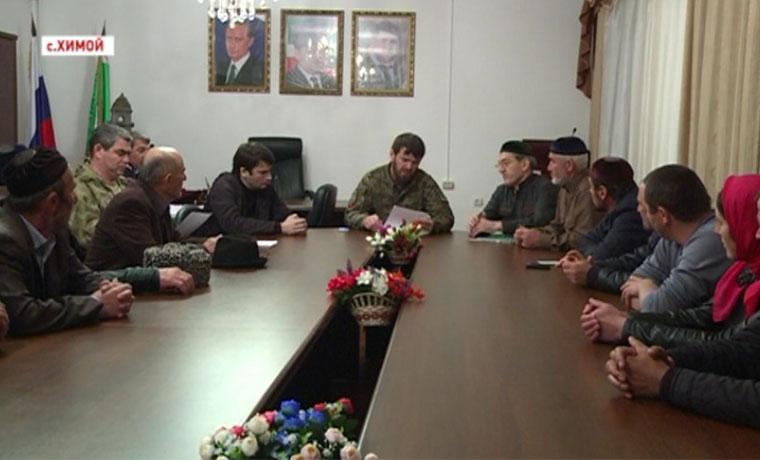 Жители Шаройского района считают жалобу Рамазана Джалалдинова Президенту России абсурдной