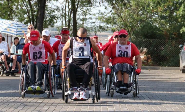 В Грозном дали старт проекту «Марафон адаптивного спорта»