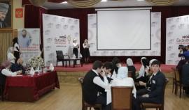 В Грозном состоялся первый отборочный этап олимпиады «Юный предприниматель»