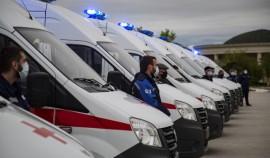 Глава Чеченской Республики поздравил работников скорой медицинской помощи