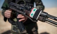 Армия САР остановила наступательную операцию к юго-западу от Дамаска