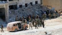 Свыше 800 боевиков уничтожили сирийские войска на юге Алеппо