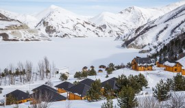 Всероссийский высокогорный ледовый марафон пройдет на озере Кезеной-Ам