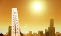 В Грозном сохраняется жаркая погода