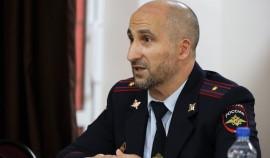 Сотрудники полиции провели в ЧГУ профилактическую беседу антикоррупционной направленности