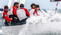 Команда «Ахмат» заняла 11 место на Чемпионате мира по парусному спорту