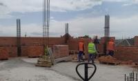 Две школы на 1320 мест строят в Надтеречном районе ЧР