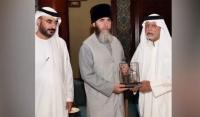 Муфтий Чечни договорился о сотрудничестве с Дубайской международной премией Священного Корана