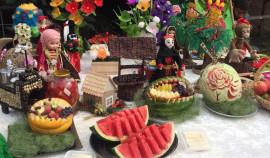 В Грозном стартовал II Гастрономический фестиваль «Арбузная поляна»