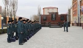 Чеченская Республика участвует в штабной тренировке по ликвидации лесного пожара