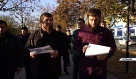Рамзан Кадыров совершил инспекцию по Грозному