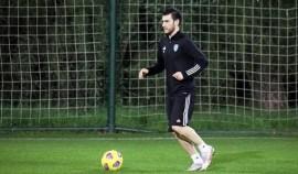 Продолжается тренировочный сбор ФК «Ахмат» в Турции