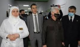 В Грозном открылся аккредитационно-симуляционный центр