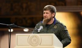 Члены партии «Единая Россия» от ЧР выдвинули кандидатуру Рамзана Кадырова на выборы Главы ЧР