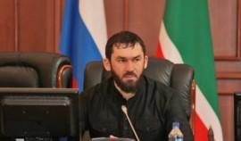 Магомед Даудов провёл 92-е заседание Совета Парламента ЧР