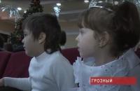 Новогодняя сказка для детей погибших сотрудников