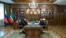 Мининформ ЧР реорганизован в Министерство ЧР по национальной политике, внешним связям, печати и информации