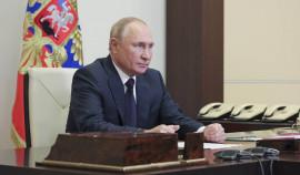 Владимир Путин принял участие в переписи населения