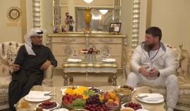Рамзан Кадыров в Дубае встретился с председателем Совета директоров компании Emaar Properties