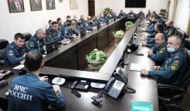 В ЧР подвели итоги деятельности пожарно-спасательных подразделений за 2020 год