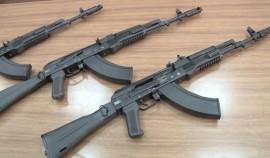 ФСБ России сообщила о задержании около 30 граждан, занимавшихся незаконным изготовлением оружия