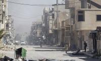 В Сирии, предотвращая теракт, погиб российский военный