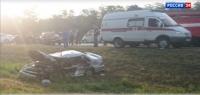 Крупное ДТП произошло сегодня на Кубани – погибли 5 человек