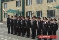 В Грозном прошло состязание суворовцев