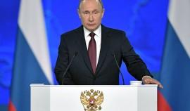 Стали известны темы Послания Владимира Путина к Федеральному собранию