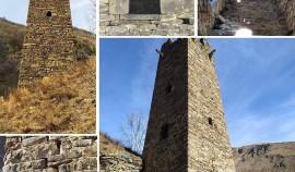 В Чеченской Республике будет отреставрирована башня «Меци-б1ов»