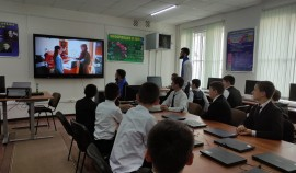 Свыше 250 школ Чеченской Республики присоединились к акции «Киноуроки в школах России»