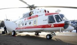 В горах ЧР строится первая вертолетная площадка для санитарной авиации