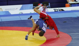 Сборная ЧР заняла второе командное место на Всероссийском турнире по Самбо